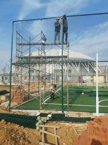 学校运动场围网