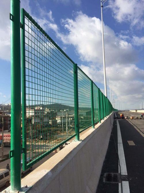 桥梁防落物网